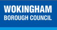 wokingham council logo